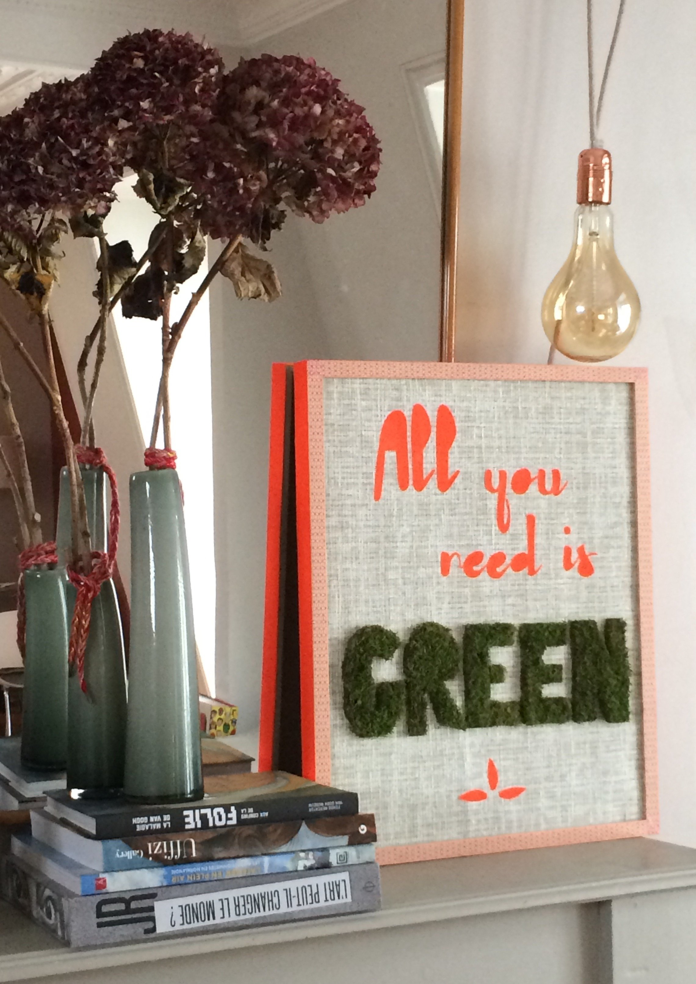 cadre d co citation avec de la mousse naturelle all you. Black Bedroom Furniture Sets. Home Design Ideas