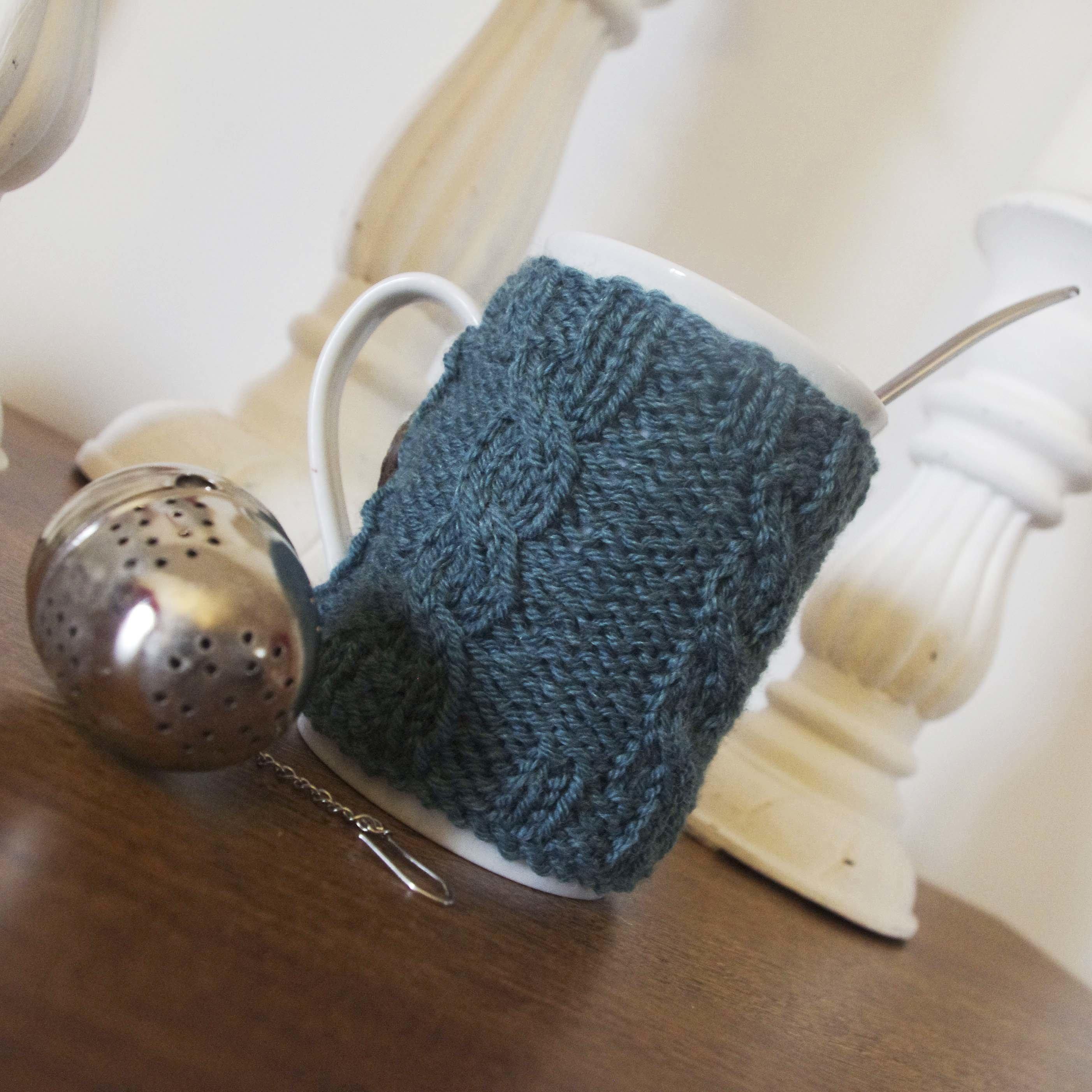 Tricot De Mug à Torsades Oui Are Makers