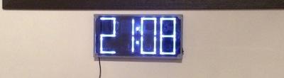 Grande Horloge, luminosité automatique