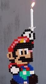 Support de bougie Mario