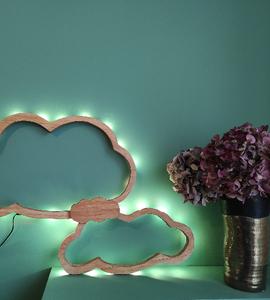 Lampe veilleuse nuage