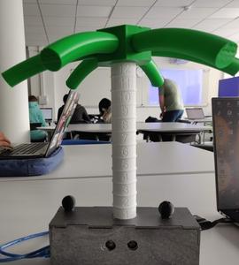 Coco Clock - 2- Impression 3D et Découpe LASER