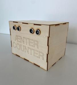 Fabrication d'une boîte à Capteur
