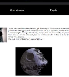 Portfolio web html