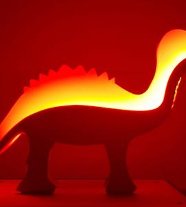 Aspect esthétique du dinosaure