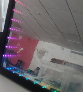 Programmation du Miroir infinie