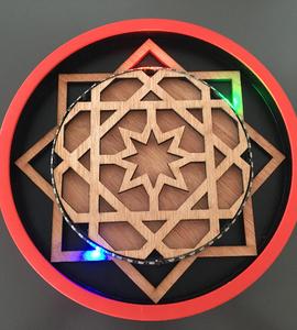 LED O'Clock P4