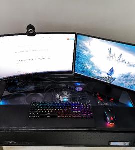 Faire son DeskMod pour ne plus avoir d'ordinateur par terre !