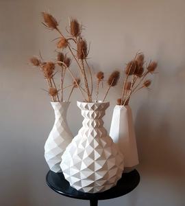 Assemble un vase en papier