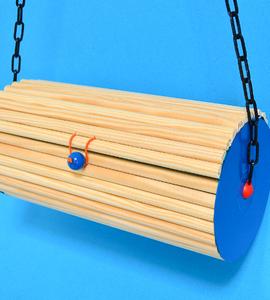Fabriquer un sac en bois